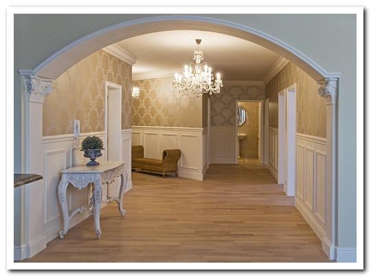 арки и колонны в квартире