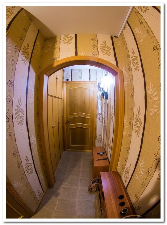 арка в коридоре