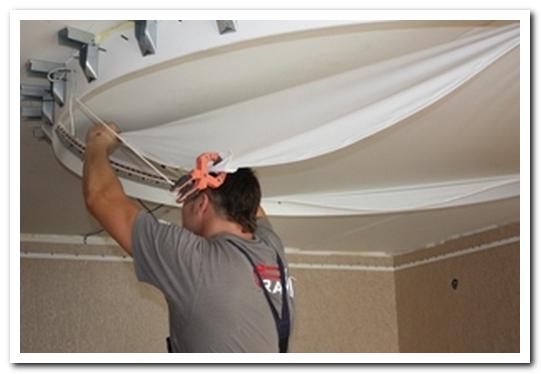 потолочные покрытия