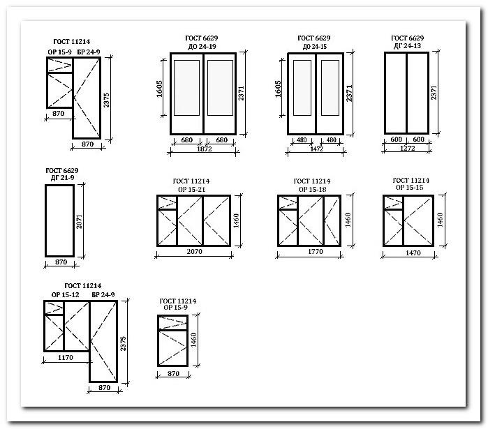 Как сделать из оконного проема дверной проем 823