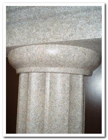 колонна из полимербетона