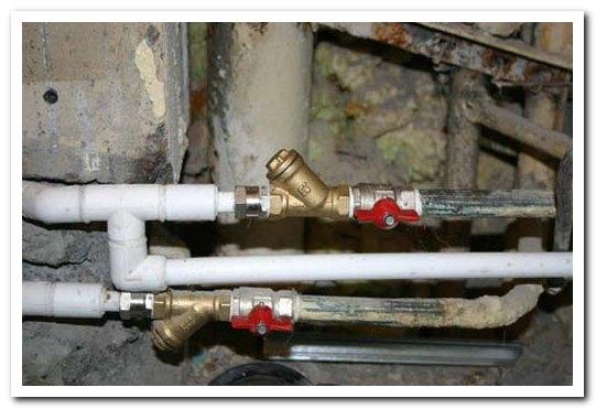 замена водопровода и канализации в квартире