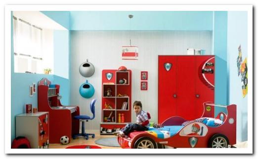цвета в детской комнате