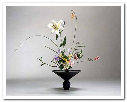 искусство украшения цветами