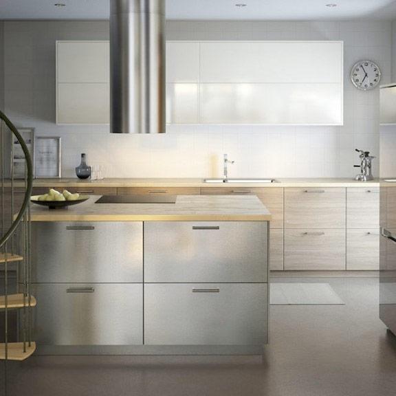 кухни икеа в интерьере 11 фото