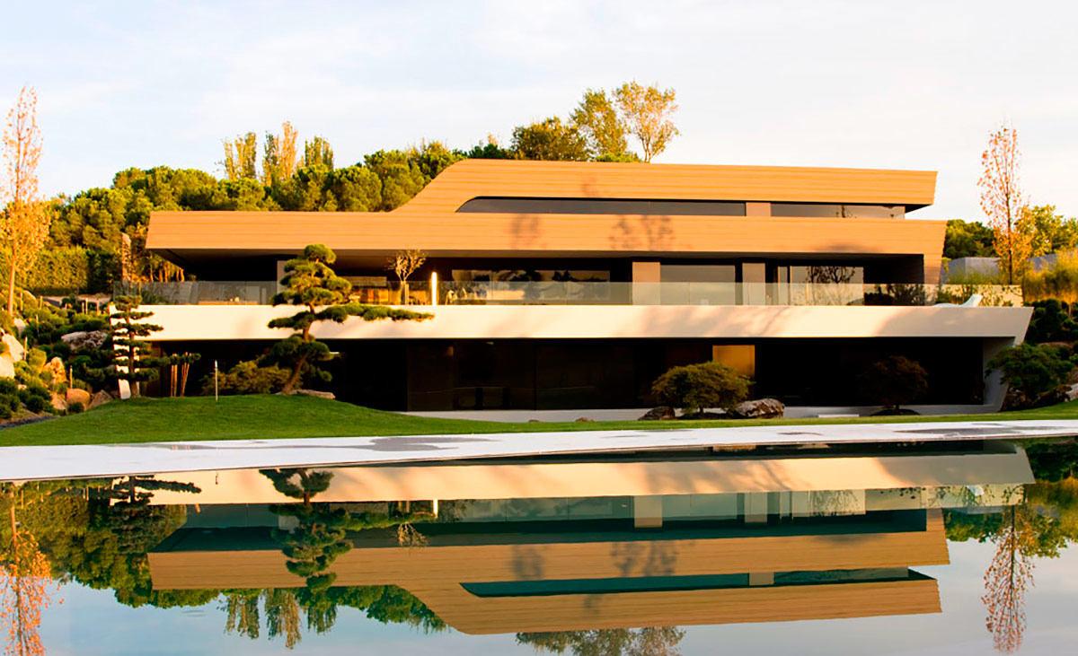 Fotos de la casa de cristiano ronaldo madrid 82