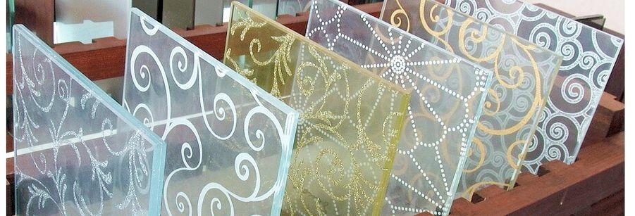 Декоративные ламинированные стекла