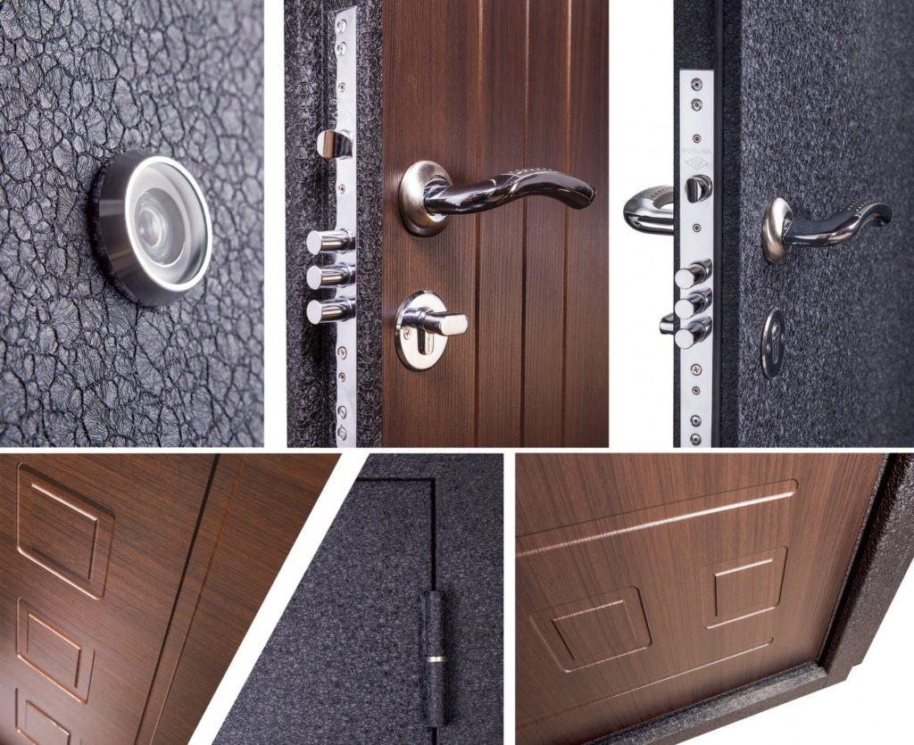 Как выбрать входную металлическую дверь и не ошибиться