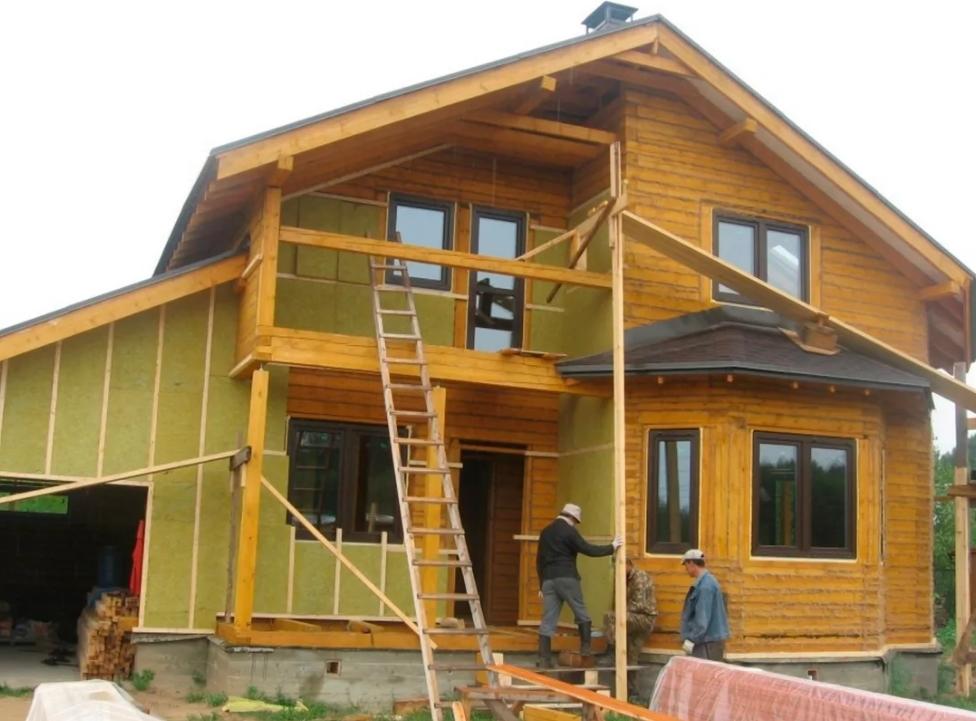 Как утеплить деревянный дом? Технологии утепления
