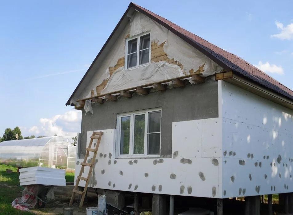 Как утеплить фасад: правильная технология и все об утеплителях